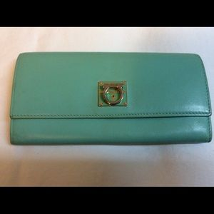 Salvatore Ferragamo Purse Wallet 100% Authentic